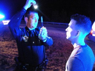 arizona field sobriety test